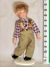 1:12 Scale Dolls House Miniature  Doll Boy