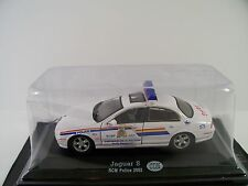 JAGUAR S TYPE RCM POLICE 2002 CDN MINT 1:43