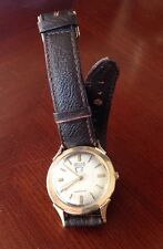 Rare  GRUEN men's POWER RESERVE automatic  WATCH 1950s COLLECTIBLE