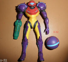 GRAVITY suit SAMUS figure METROID toy WORLD OF NINTENDO jakks pacific series