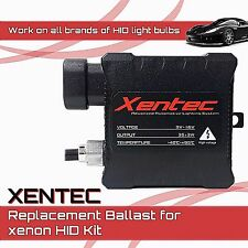 ONE XENTEC NEW XENON LIGHT HID KIT 's 35W REPLACEMENT CONVERSION  BALLAST H11 H1