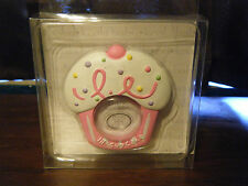 "Koala Baby Magnetic Photo Frame ""Lil' Cupcake"" Pink Fridge Magnet ""BRAND NEW"""