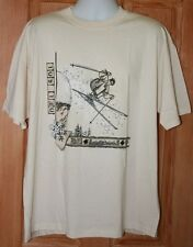 NEW VINTAGE DEL SOL SKI SKIER T-SHIRT CHANGES INTO COLOR IN SUN SIZE XL 1998