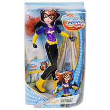 "DC Super Hero Girls Batgirl 12"" Comic Book Action Figure Doll 