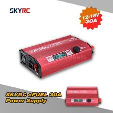 SKYRC eFUEL 30A AC 100-240V to DC 12-18V Power Supply for RC Helicopter W2M8