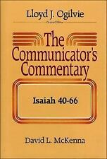 The Communicator's Commentary-ExLibrary