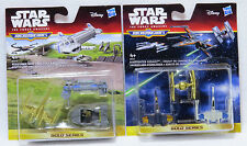 Micro Machines Star Wars - The Force Awakens - Gold Series - 2 New Packs