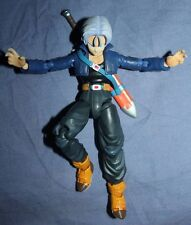Tamashii SHF S.H.Figuart Japan Amine Dragonball Z Super Saiyan Trunks Model Toys
