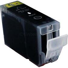 10 Tintenpatronen 3eBk für Canon MP 780 ohne Chip