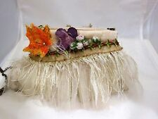 MARY FRANCES HAWAIIAN SKIRT SHOULDER BAG - GORGEOUS