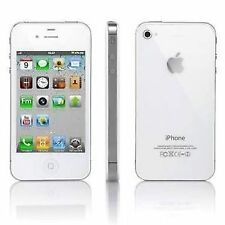 Apple  iPhone 4s - 32 GB - White - Smartphone Refurbhised (Imported)