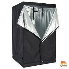 "48""x48""x78"" Indoor Grow Tent Room 600D Reflective Mylar Hydroponic Non Toxic Hut"