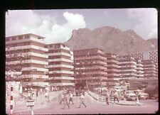 35mm Duplicate tourist  photo slide Hong Kong #3 Asia