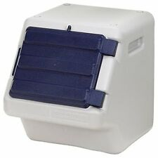 Stak-N-Stor Stackable Storage Pet Dog Cat Food Containers Bins Box Holder