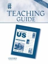 History of US Recontructing America Book 7 Teachers Guide Grade 8 by Hakim...