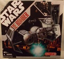 Star Wars 30th Anniversary - Target Exclusive Tie Bomber Vehicle With Pilot MISB