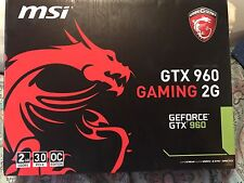 Vendo Scheda Video MSI Geforce GTX 960 2Gb Gaming
