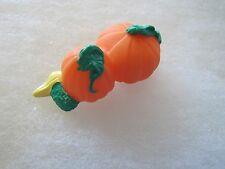 Fisher Price Loving Family Dollhouse FALL PUMPKINS Thanksgiving Harvest Food