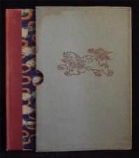 Mary Webb Chinese Lion Betram Rota 1937 Limited Edition 1st #341/350