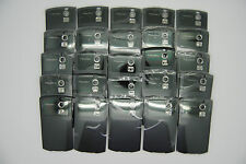 LOT of 25 BLACKBERRY CURVE 8300 8320 Grey Battery door cover