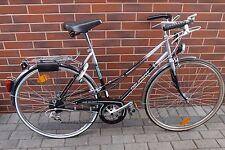 mid 80's MIXTE bike 54cm PEUGEOT HLE Mangalloy sachs huret ELYSEE Atax Rigida