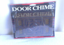TRINE  DOOR CHIME ELECTRIC  2 NOTE FRONT DOOR  1 NOTE BACK DOOR