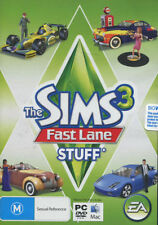 The Sims 3: Fast Lane Stuff Pack - PC MAC - fast free post ch