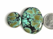 Natural Tibetan Turquoise Colorful Loose Cabs Gems beautiful pure Tibet t001