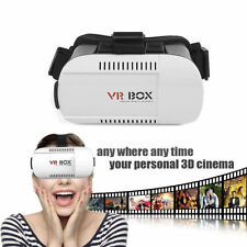VR BOX 3D Glasses Google Cardboard Virtual Reality for Android iPhone Samsung