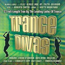 Trance Divas: Trance Divas  Audio CD
