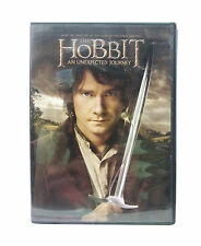 The Hobbit - An Unexpected Journey (DVD, 2013) Used Free P&P