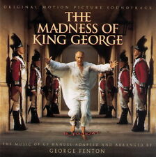 The Madness Of King George - Original Soundtrack [1994] | George Fenton | CD