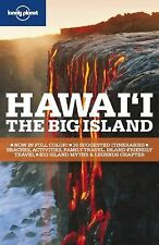 Lonely Planet Hawaii: The Big Island (Regional Travel Guide)-ExLibrary