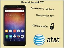 AT&T Huawei Ascend XT H1611 GoPhone | FACTORY UNLOCK SERVICE by CODE | FAST 0-72