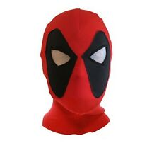 Unisex Deadpool mask Cosplay Costume Lycra Spandex Mask