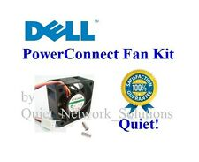 Quiet Version Dell PowerConnect 6248 Fan (XT800) 1xFan Best for Home Networking!