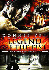 Legend of the Fist  DVD Donnie Yen, Qi Shu, Yasuaki Kurata***NEW***