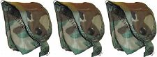 Woodland Hand Grenade Pouch Lot of 3 New US Military Issue Molle Pouch
