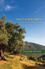 TLV Thinline Bible, Authentic Jewish Translation Of The Scriptures, Paperback