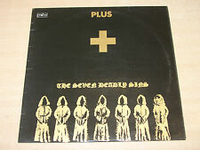EX/EX- !! Plus/The Seven Deadly Sins/1970 Probe LP