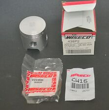 WISECO 438M05650 FORGED PISTON 56.50mm KX125 1978 1979 1980 1981 438P2 VINTAGE