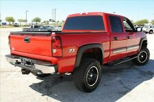 For 1999-2006 Chevrolet Silverado 1500 Painted Fender Flares - Complete Set of 4