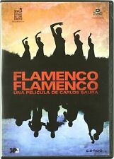 FLAMENCO FLAMENCO (Carlos Saura) -  DVD - PAL Region 2 sealed