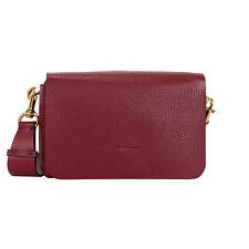 Lanvin Nomad Calfskin shoulder bag - Cherry