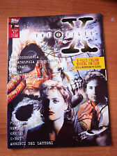 The X-FILES nr 7 Magazine Fumetti News ed. Magic Press (1996) ottimo