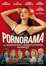PORNORAMA Movie POSTER 27x40