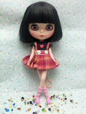 "12""Neo Short Hair Blythe Doll  from Factory Includes Outfit &Shoes  J006"