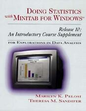 Doing Statistics with Minitab for Windows Release 10: An Introductory Course Sup