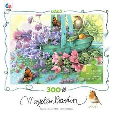 CEACO JIGSAW PUZZLE SUMMER BLOOMS MARJOLEIN BASTIN 300 PCS #2236-2