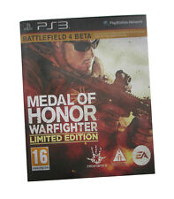 Medal of Honor: Warfighter -- Limited Edition (Sony PlayStation 3, 2012) - Euro…